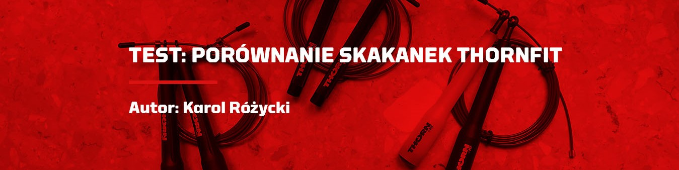 thornfit porownanie skakanek na crossfit speed rope thorn unbroken blog