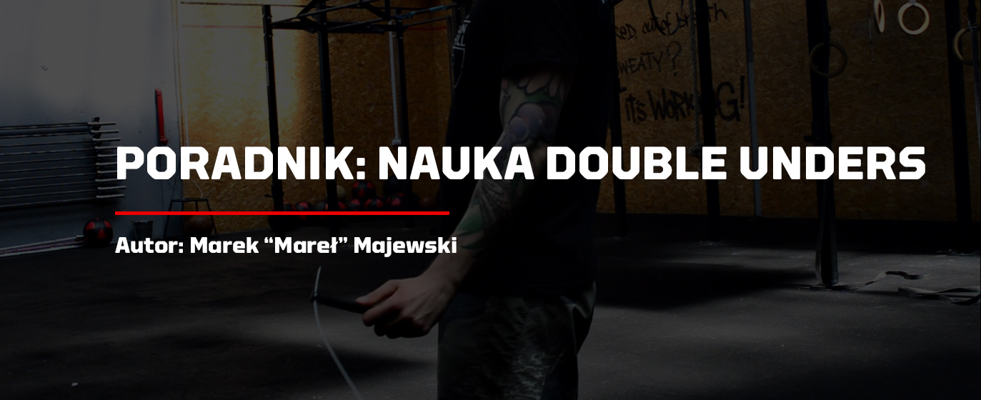 Nauka double unders