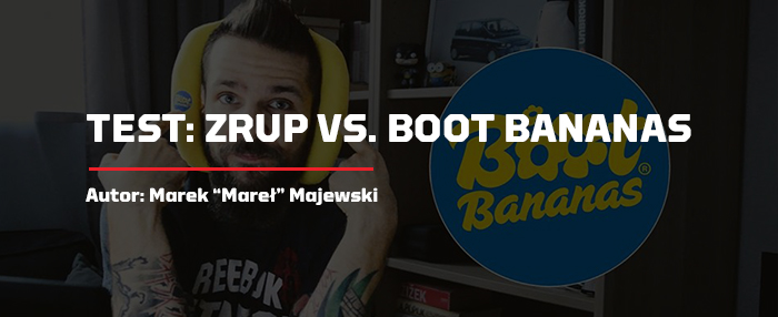 ZRUP vs. Boot Bananas