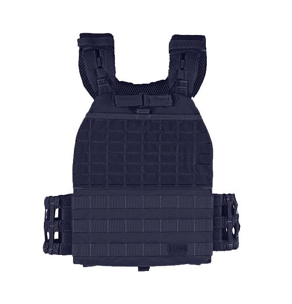 5.11 TacTec™ Plate Carrier Dark Navy +7,8 kg ThornFit plates Set