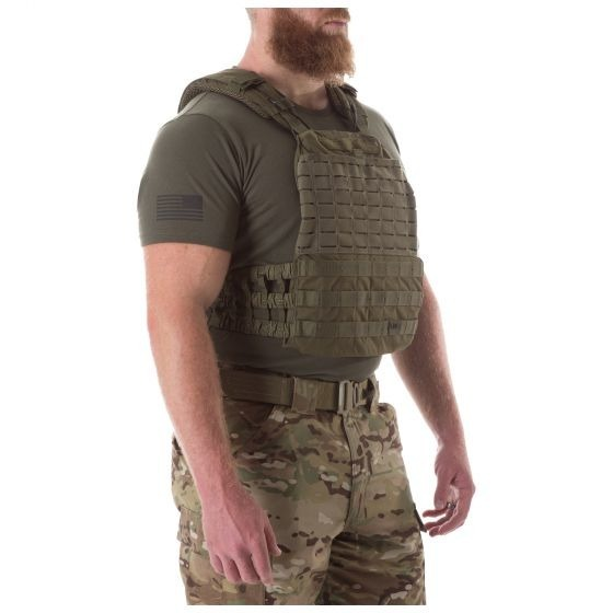5.11 TacTec™ Plate Carrier TacOd + 9 kg RX Athletic Gear plates Set
