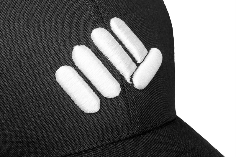 Baseball Cap Barbell Nation Logo