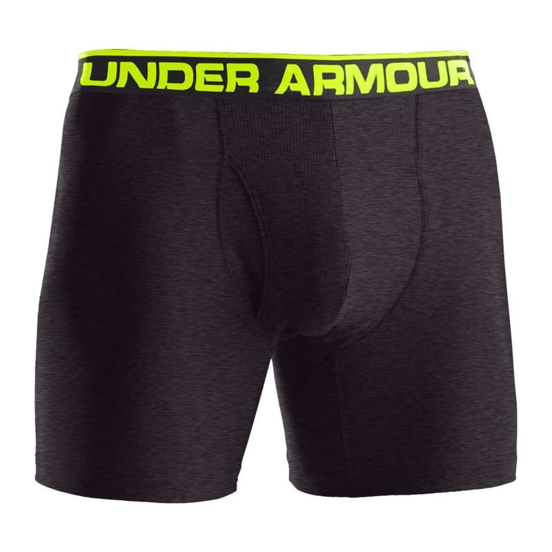 Bokserki m skie Under Armour Boxerjock 6 quot  Carbon