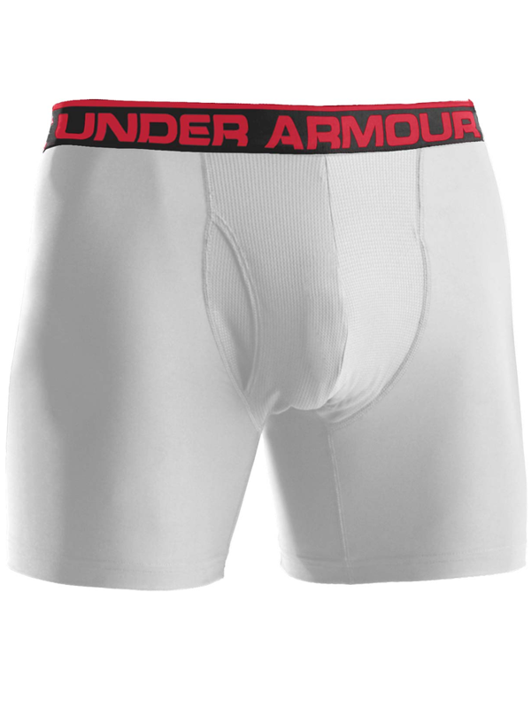 Bokserki m skie Under Armour Original 6 quot  Grey