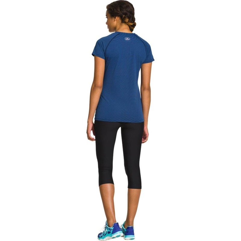 Koszulka Damska Under Armour Tech Blu Str