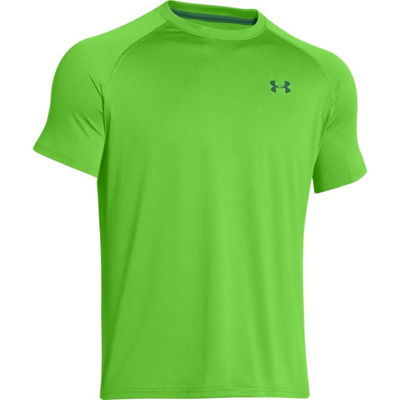 Koszulka Under Armour Green