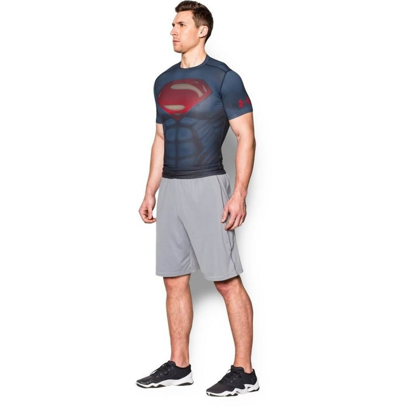 Koszulka Under Armour Superman Suit