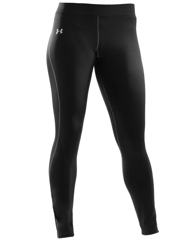 Legginsy Damskie Under Armour Authentic ColdGear Black