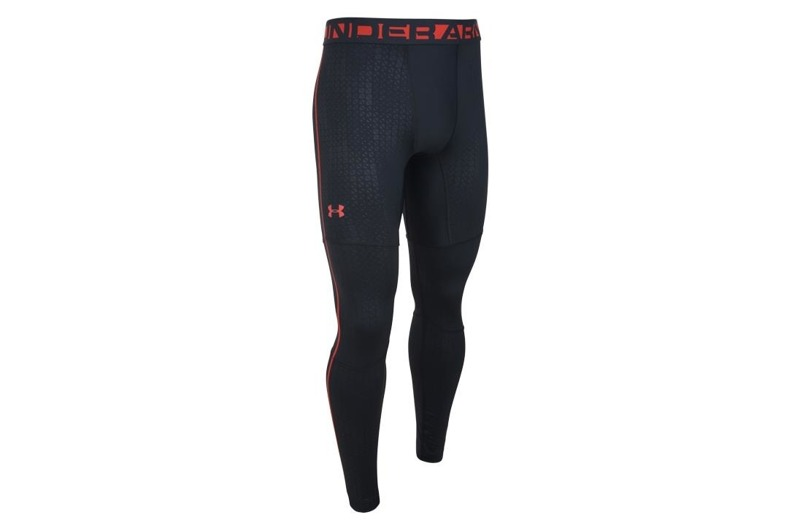 Legginsy M skie Under Armour Evo ColdGear Black