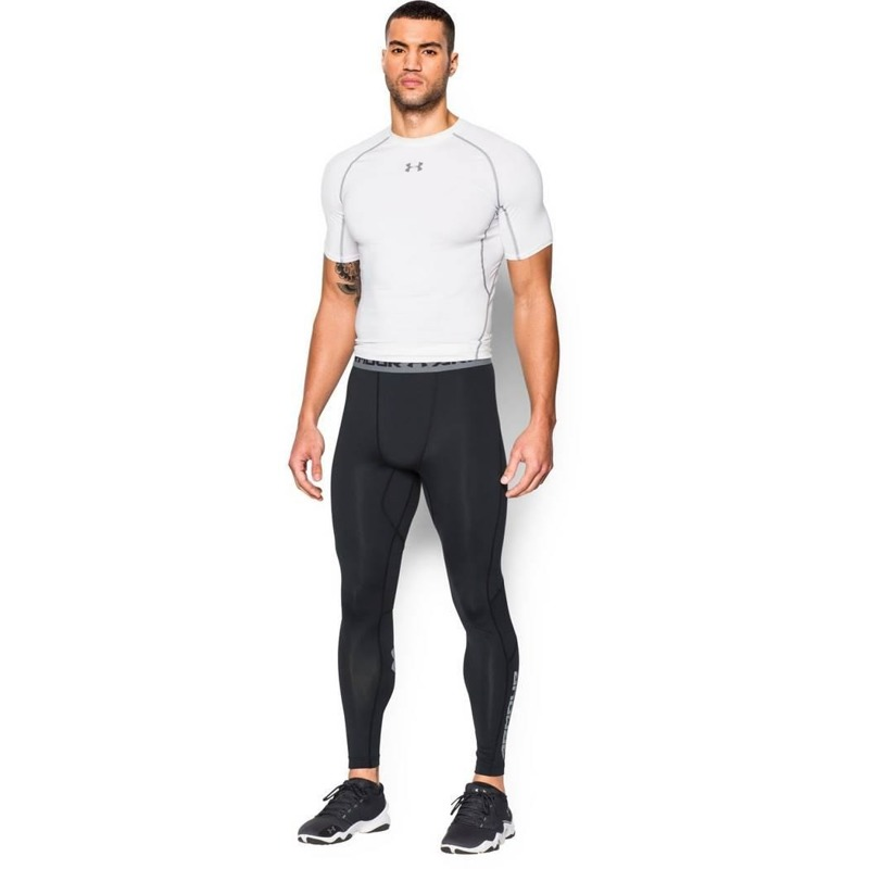Legginsy Under Armour CoolSwitch Heat Gear Black