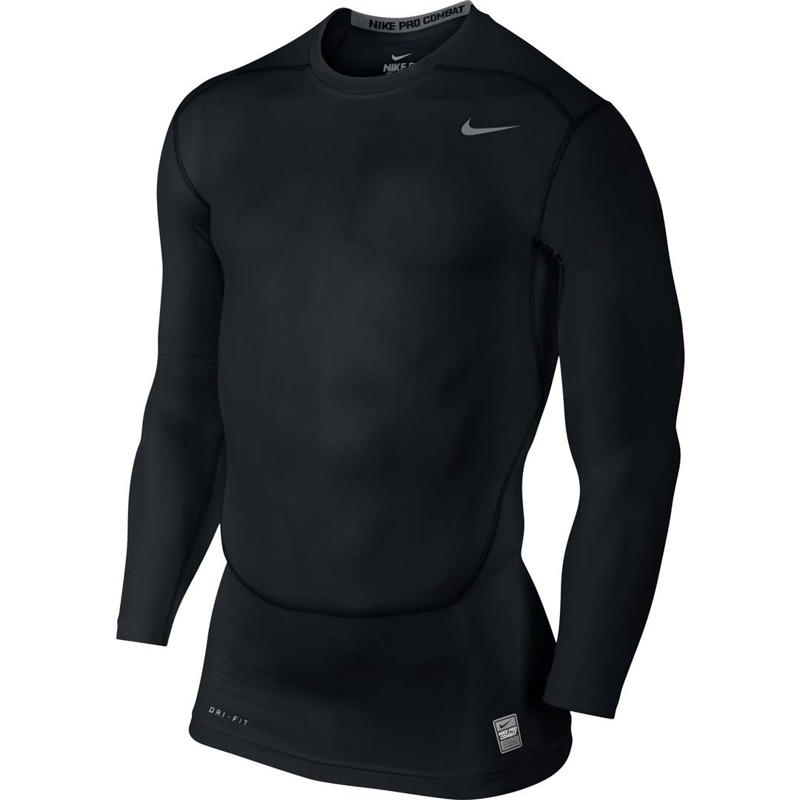 Longleeve Nike Pro Combat Core Compression Black