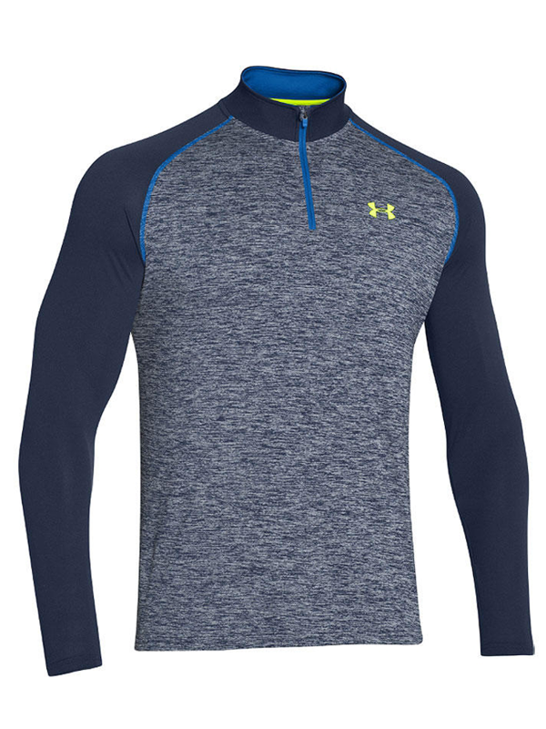 Longsleeve Under Armour 1 4 Zip Navy