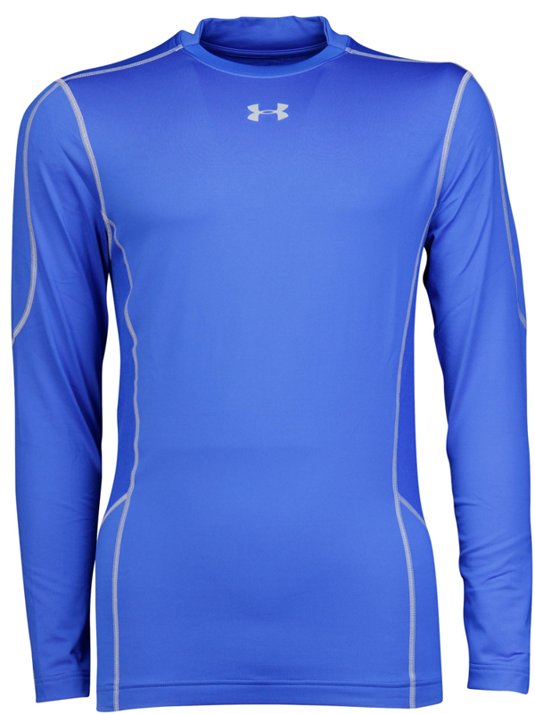 Longsleeve Under Armour Evo ColdGear Compression New Mock Blue