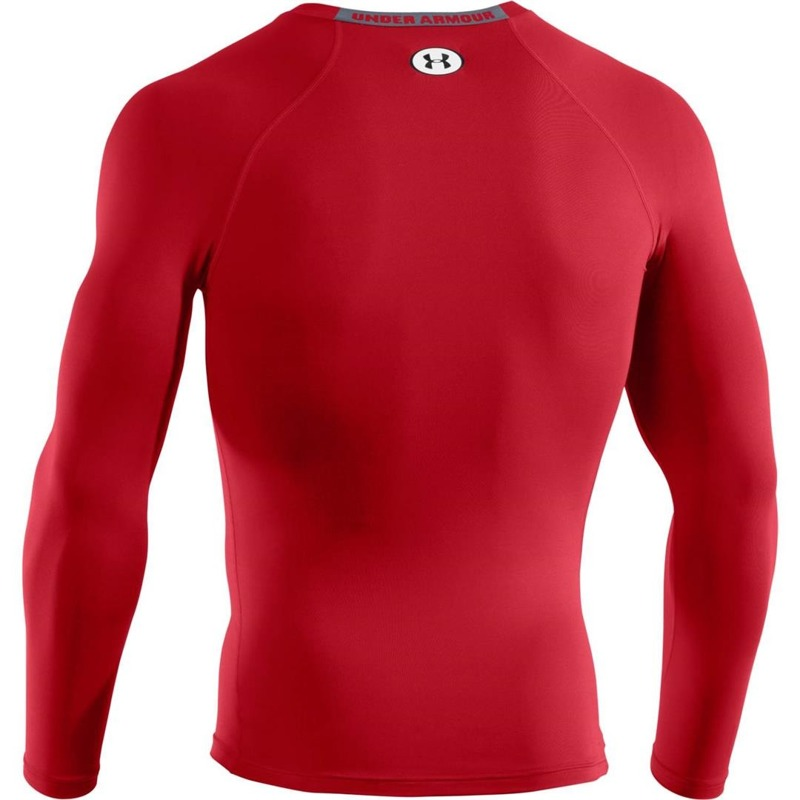 Longsleeve Under Armour Red Sonic