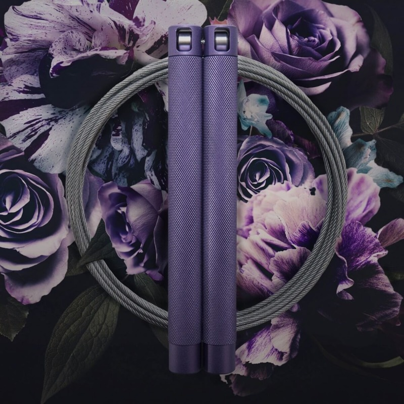 RPM Training Co. Session 3.0 Speed Rope Dark Lavender - 3.65 m