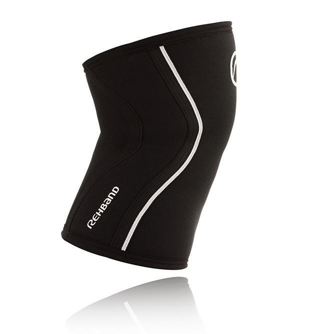 Rehband Rx Knee Sleeve 5mm Black