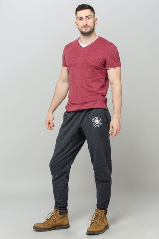 Rep In Peace Barbell Squad Men sweatpants