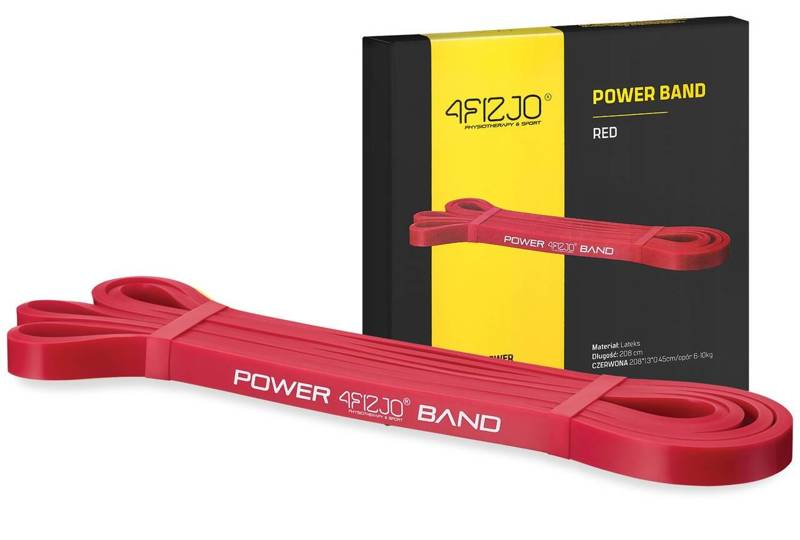 Resistance band 4FIZJO Power Band 13 mm