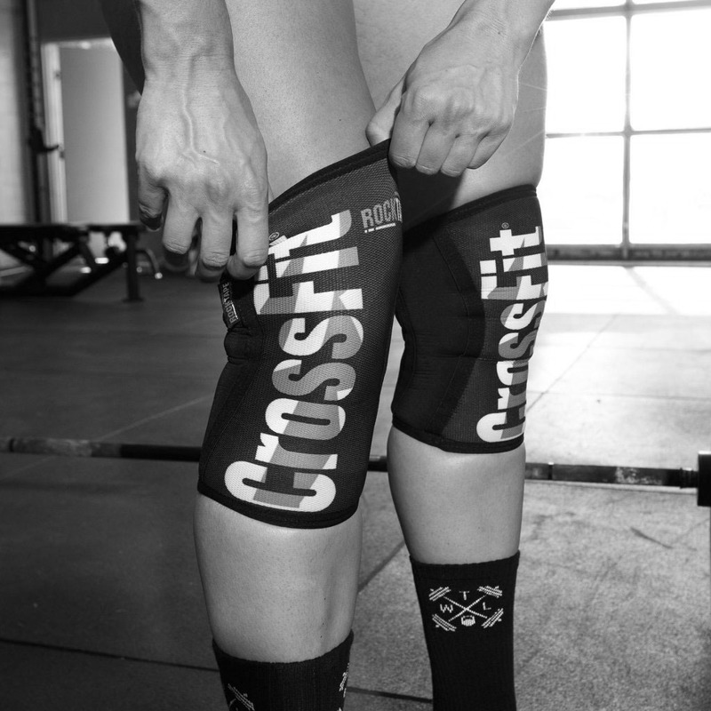 RockTape CrossFit® Assassins Knee Sleeves 5 mm