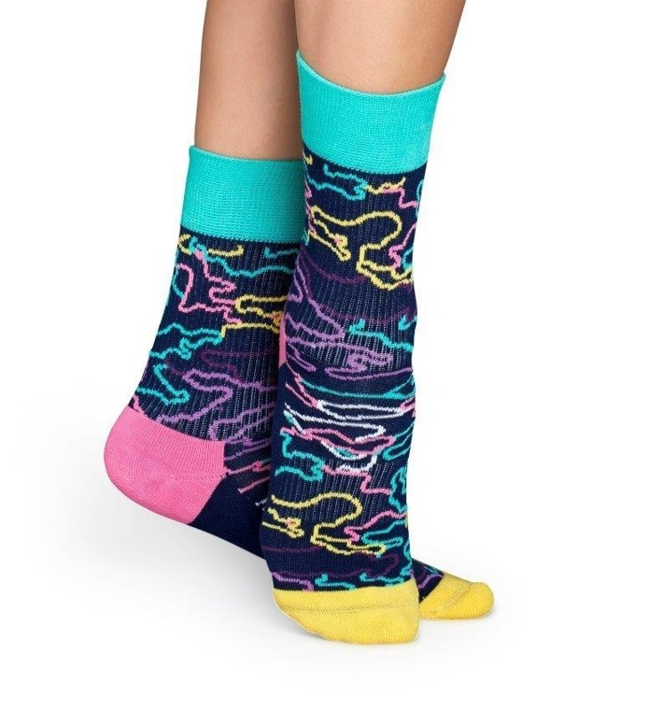 Skarpety Happy Socks Athlethic Colors