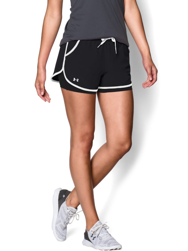 Spodenki Damskie Under Armour Rally 2x Short
