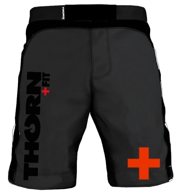Spodenki Thorn Fit Combat Shorts Black