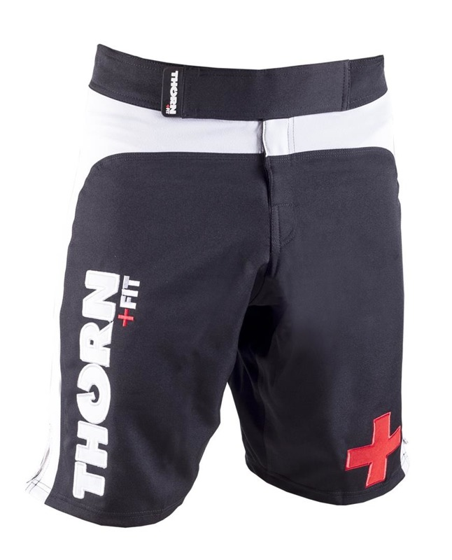 Spodenki Thorn Fit Combat Shorts White