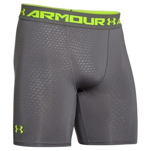 Spodenki Under Armour Compression Printed Graphite