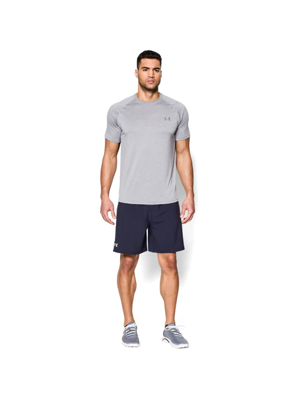 Spodenki Under Armour Mirage 8 quot  Navy