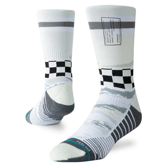 Stance Mission Space Crew Socks