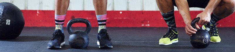 Stance Socks Feel360 Training Tribute