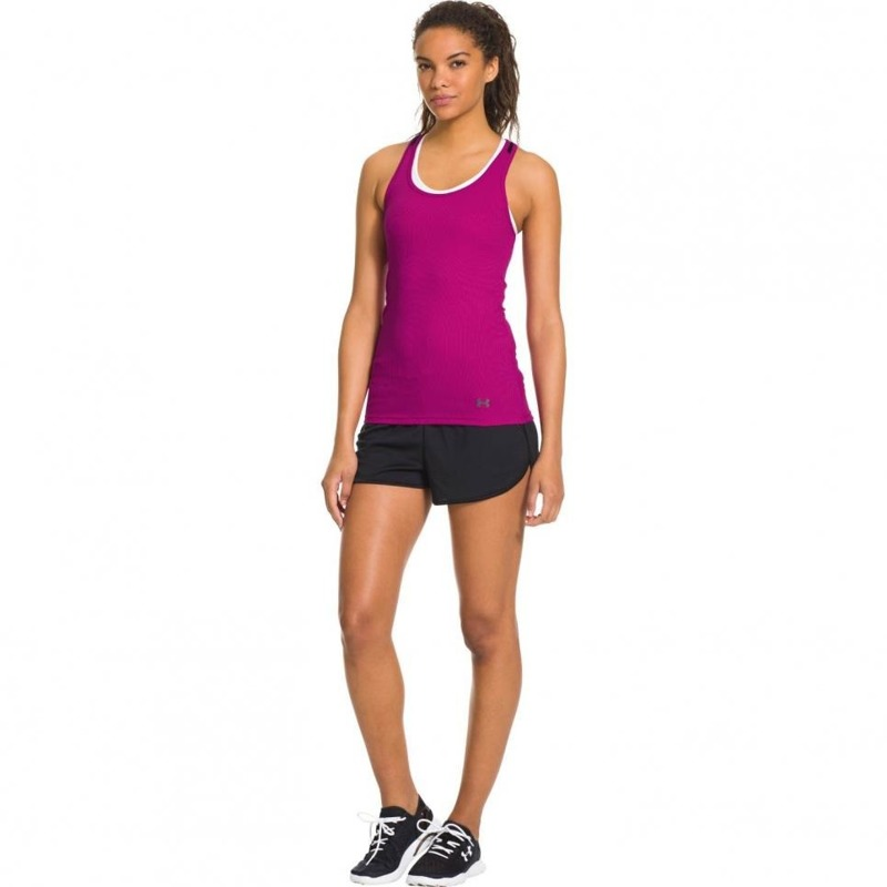 Tank Top damski Under Armour Victory Purple