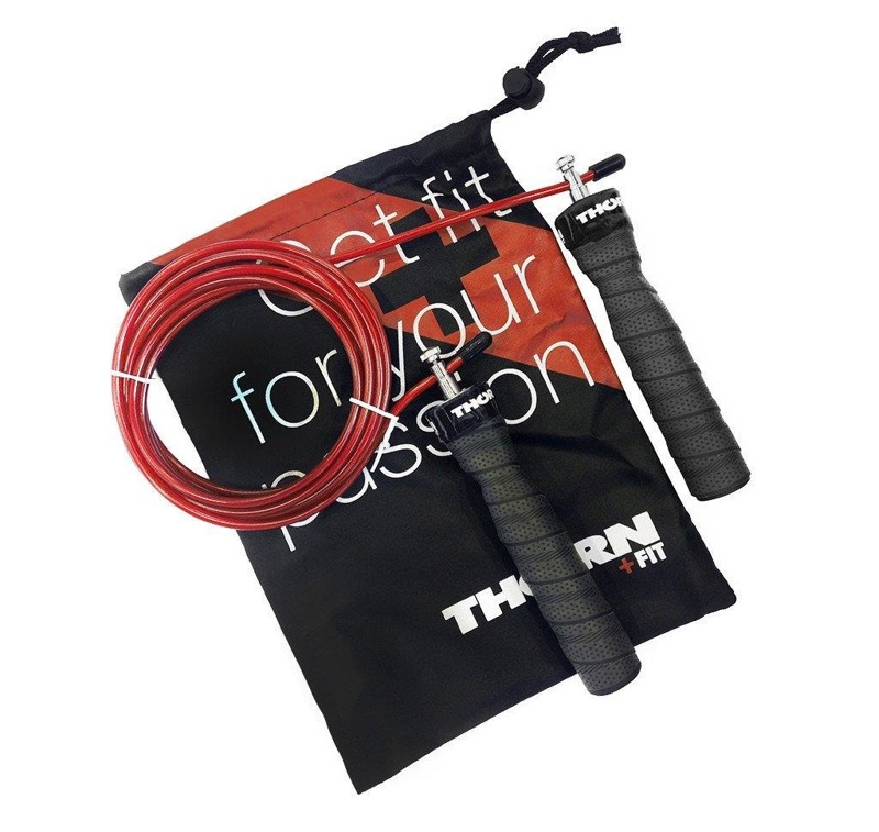 Thorn Fit Heavy Duty Rope 3m Black