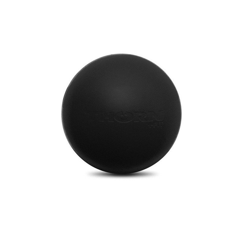 Thorn Fit Lacrosse Ball 63 mm Black