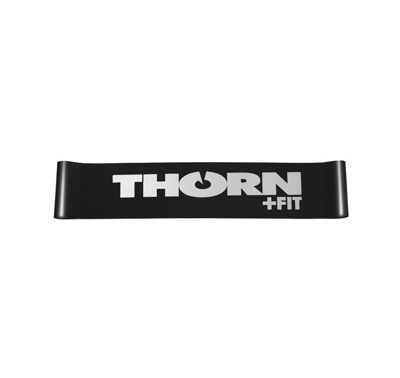 ThornFit Resistance Mobility Band Heavy 50 cm Black