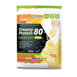 Named Sport Creamy Protein Banana 500 g