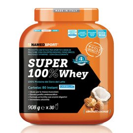 Named Sport SUPER 100% Whey Coconut Almond 908 g