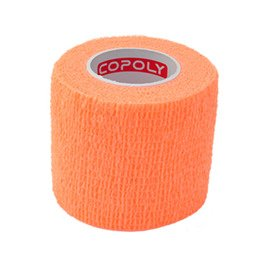 Copoly Cohesive Tape 5 cm Orange