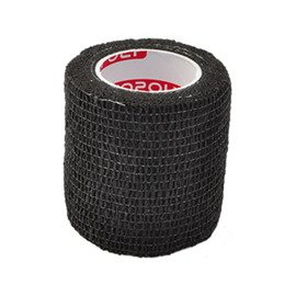 Copoly Cohesive Tape 5 m Black