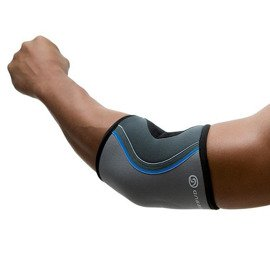 Rehband Elbow Sleeve Grey