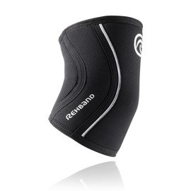 Rehband Rx Elbow Sleeve Black
