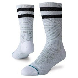 Stance Uncommon Train Crew White Socks