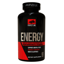 Amarok Nutrition Energy 60 caps