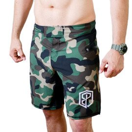 Born Primitive American Defender Men's Shorts 2.0 Camo