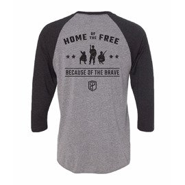 Born Primitive The American Protector 2.0 Raglan