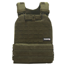 Thorn Fit Tactical Vest ARMY GREEN