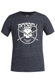 Rep In Peace Barbell Squad Tri-Blend T-shirt