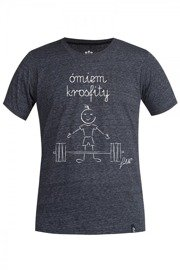 Rep In Peace Omiem Tri Blend Men's T-shirt