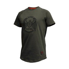 Thorn Fit Wings T-Shirt Army Green