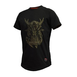 Thorn Fit Odin T-Shirt Yellow Black